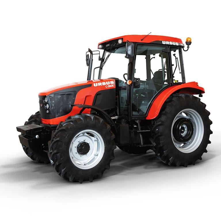Ursus C-380K – KOHLER KDI2504 EU IIIB – Turbodiesel – 54,5 kW / 74 PS